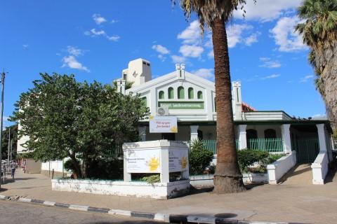 The FLI building