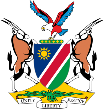 Ministry of Finance Namibia Logo
